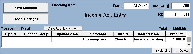 NTS FAQ - Transfer/Move Money Between Bank Accounts